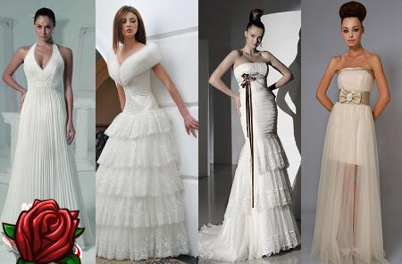 ba4538548a0a ... Svadobné šaty  znamenie pre poverčivé nevesty Svadobná móda ...